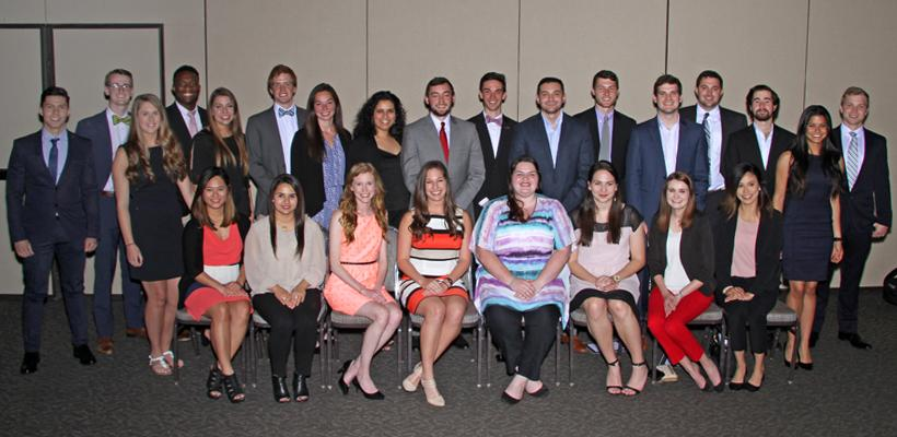 Industrial Engineering Annual Student Awards Banquet