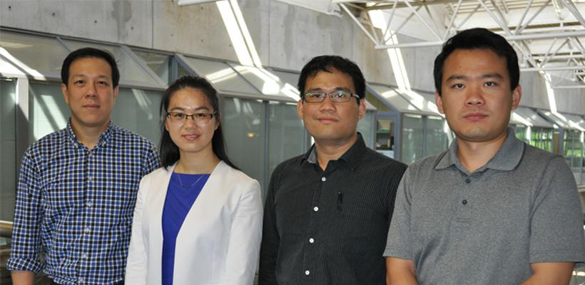 Paper on Lung Tumor Treatment Earns Honors for Industrial Engineering Team