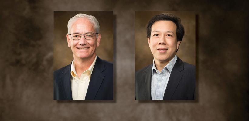 Two New Industrial Engineering Professors Join Department