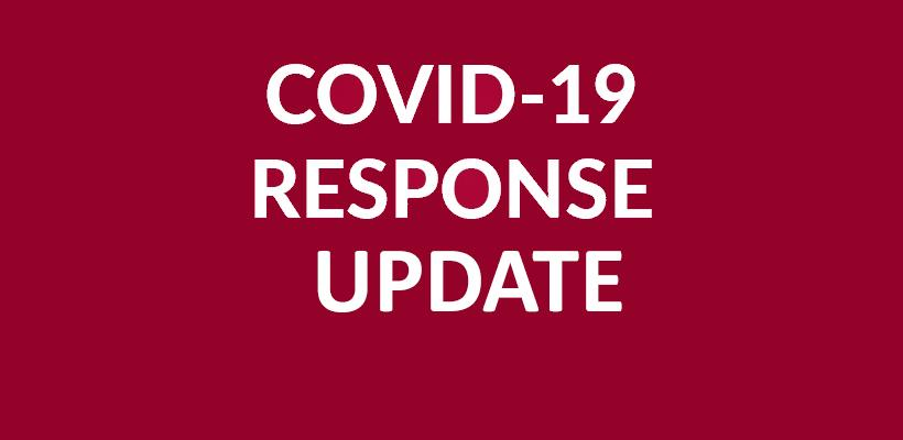 University's Coronavirus Update Site: Questions Welcome, Answers Available