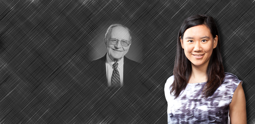 Zhang Announced as John L. Imhoff Endowed Chair 2021-22